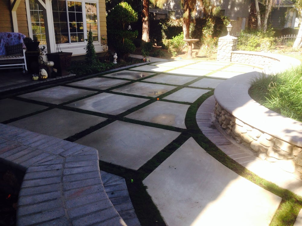 Elite Concrete Pro, Custom Concrete Services, Concrete Driveways,  Stamped & Stained Concrete,  ​Block Hardscape, Inland Empire, Corona, Redlands, Riverside